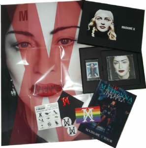 MADAME X - CD, CASSETTE & BOOK ALTERNATIVE BOXSET